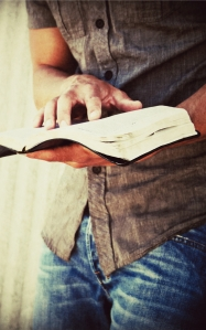 reading God's Word