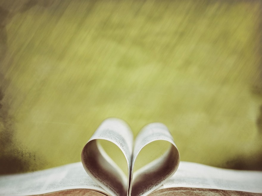 Loving the Word Worship Background